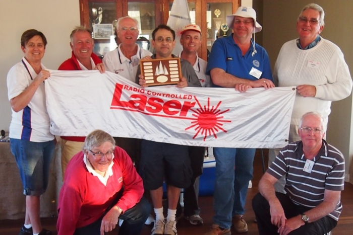 2015 RC Laser National Championships NSW skippers
