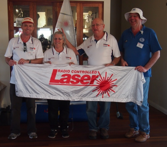 2015 RC Laser National Championships officials