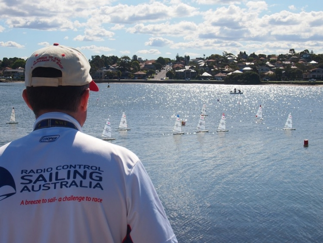 2015 RC Laser National Championships paul