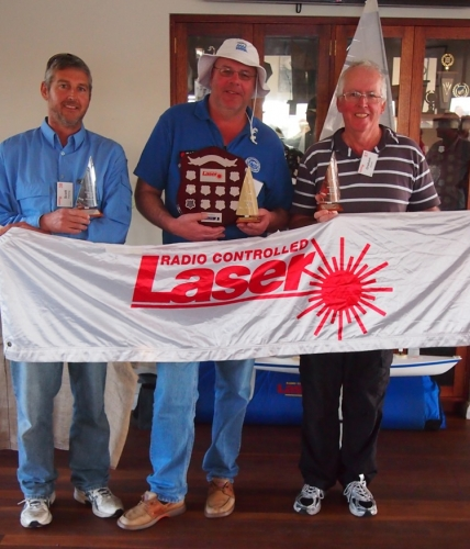 2015 RC laser national championships winners