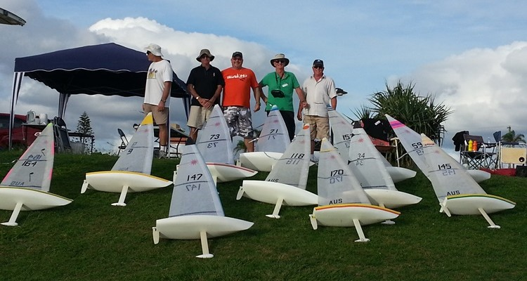 2014 RC Laser Queensland Championships