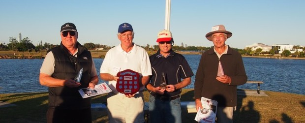 2014 RC Laser Nationals Trophy Winners