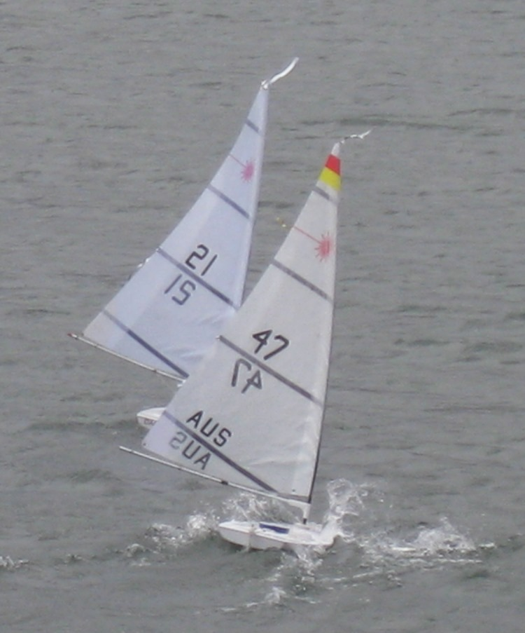 Radio Controlled Yacht
