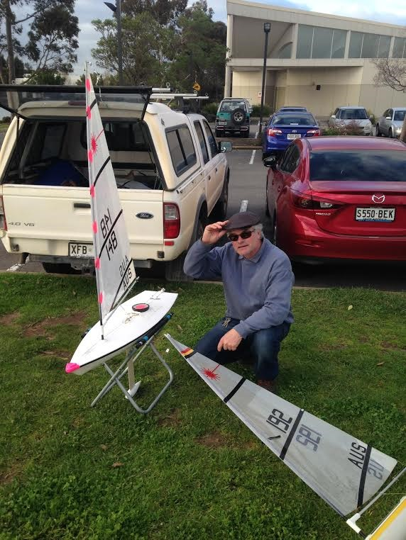 South Australian RC Laser Sereis
