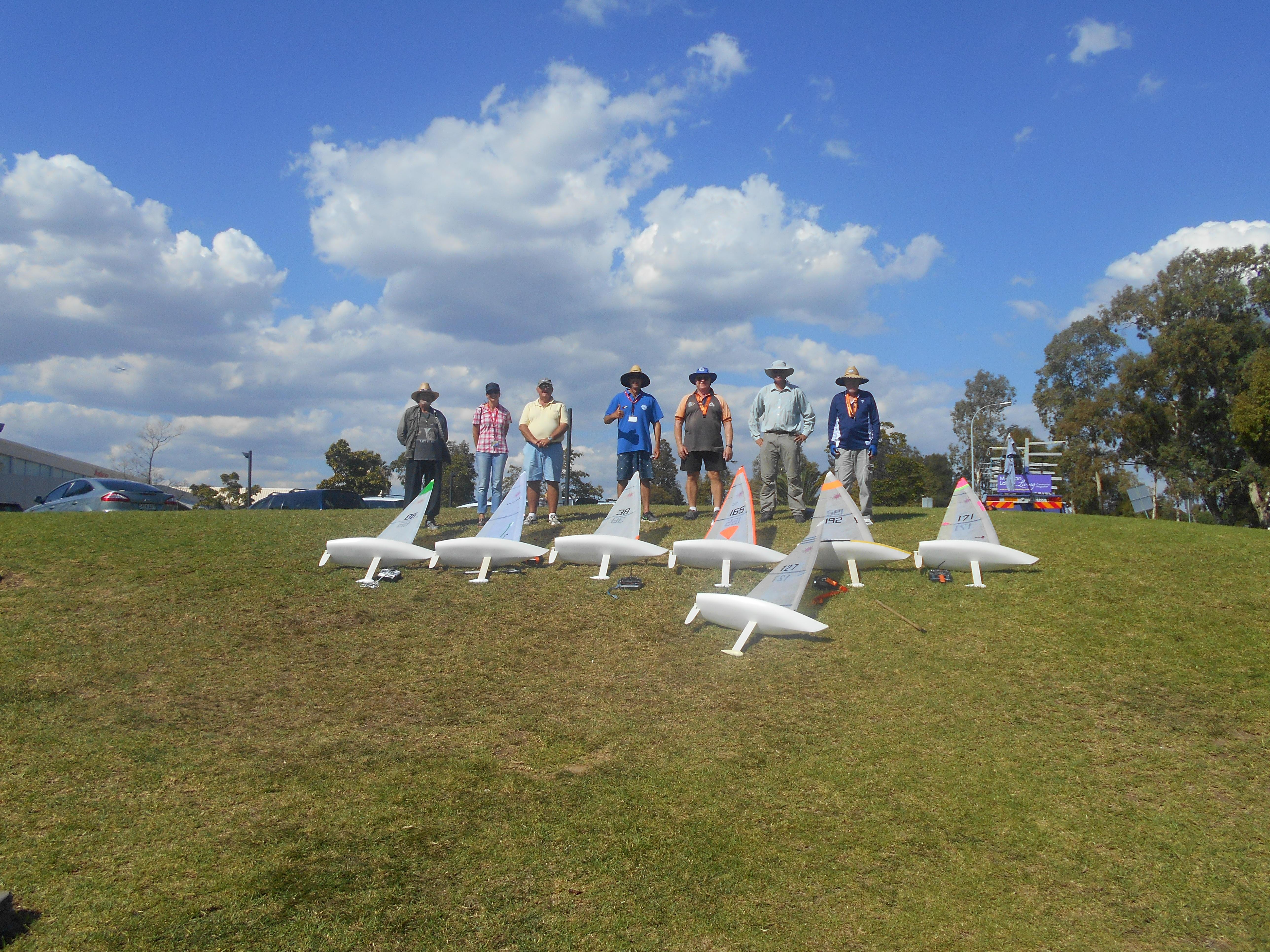 RC Laser South Australia training day